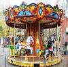 Парки культуры и отдыха в Вольске