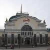 Железнодорожные вокзалы в Вольске