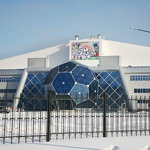 Спортивные комплексы Вольска