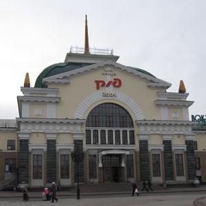 Железнодорожные вокзалы Вольска