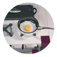 Кафе Усадьба - иконка «кухня» в Вольске